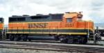 BNSF 2551