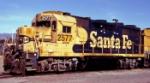 BNSF 2577