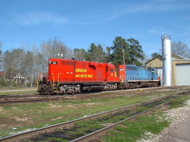 L&NW engines