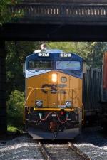 CSXT 917