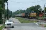 UP 7743 leads NS-212