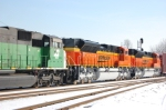 BNSF 9155 & 9154 (brand new ACes)