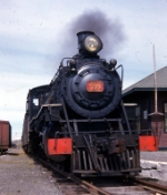 CN 599 at Argentia Newfoundland in 1953