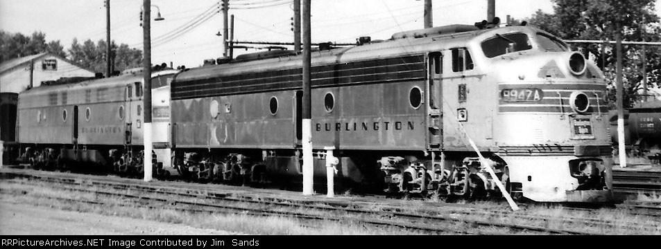 CBQ 9947A in 1969