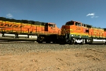 BNSF 7746 and BNSF 534