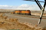 BNSF 4532 and BNSF 4924