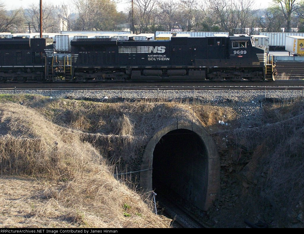 Louisville and Nashville, and the Southern Railway