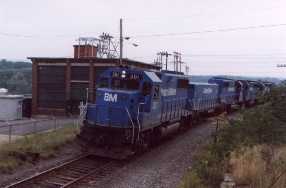 B&M 301 leads the slug set this time