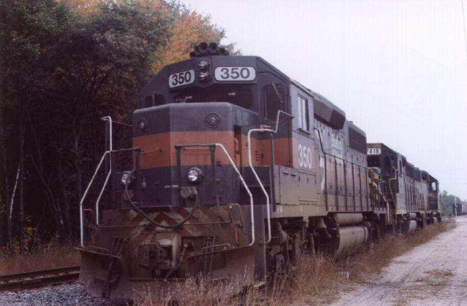 B&M 350