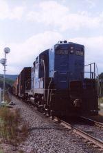 B&M 1729 passing signals