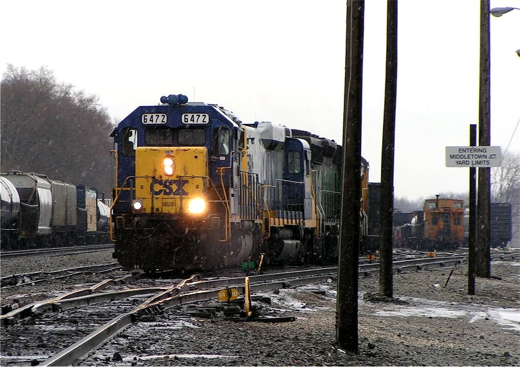 Q339 works New River yard