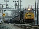K517 heads south