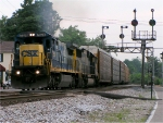 S501 heads south