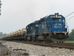 CSX brings up the fire power