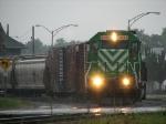 FURX in the rain