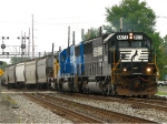 NS breaks out the EMD's