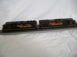 DRGW 3099 and 5378