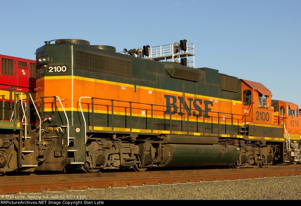 BNSF 2011