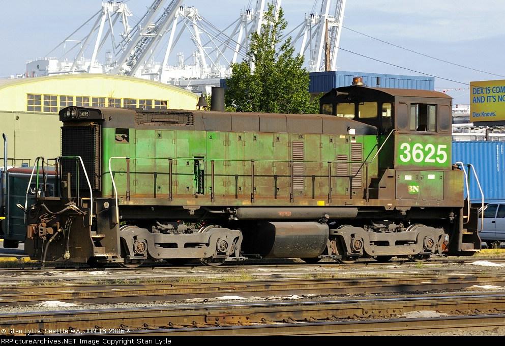 BNSF 3625