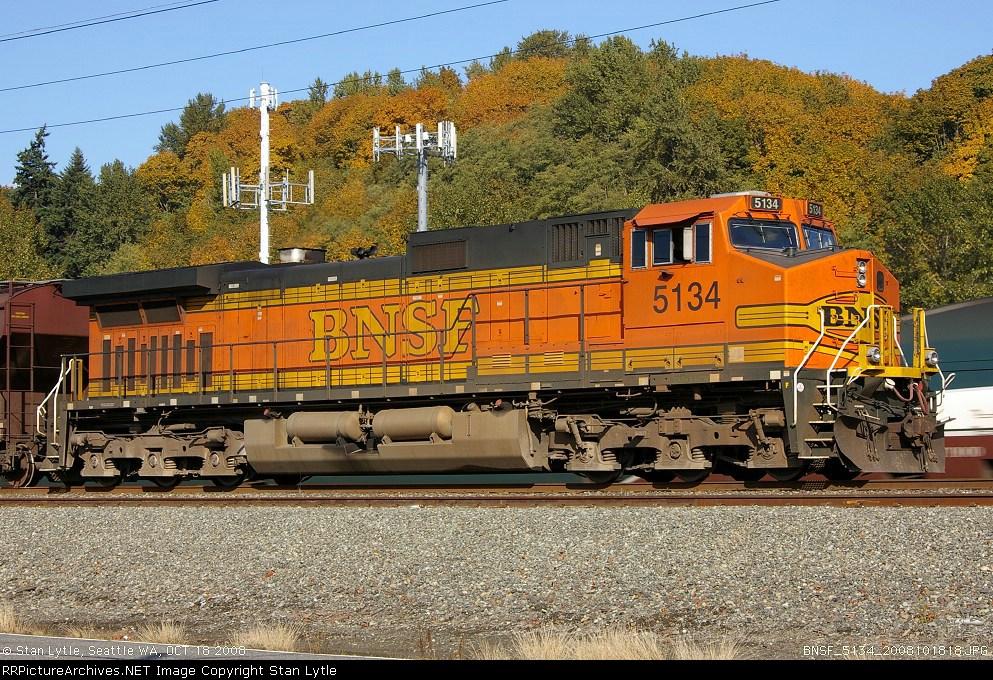 BNSF 5134