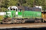 BNSF 2127