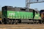 BNSF 2260