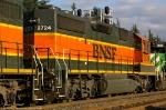 BNSF 2724