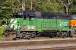 BNSF 2807