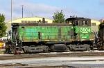 BNSF 3604