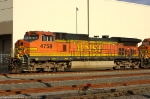 BNSF 4758