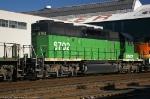 BNSF 6702