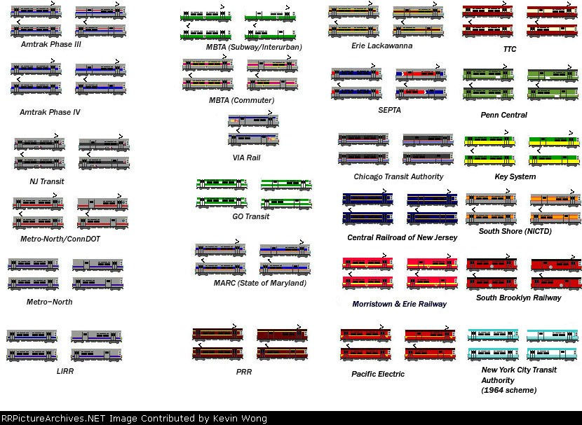 R36 interurban/suburban coach and combines