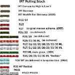 NYCT Subway-IRT Rolling Stock