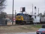 CSX 299 splits the signal