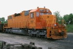 EJ&E 657 at RELCO for repaint