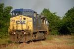 Q463 heads toward Cayce yard