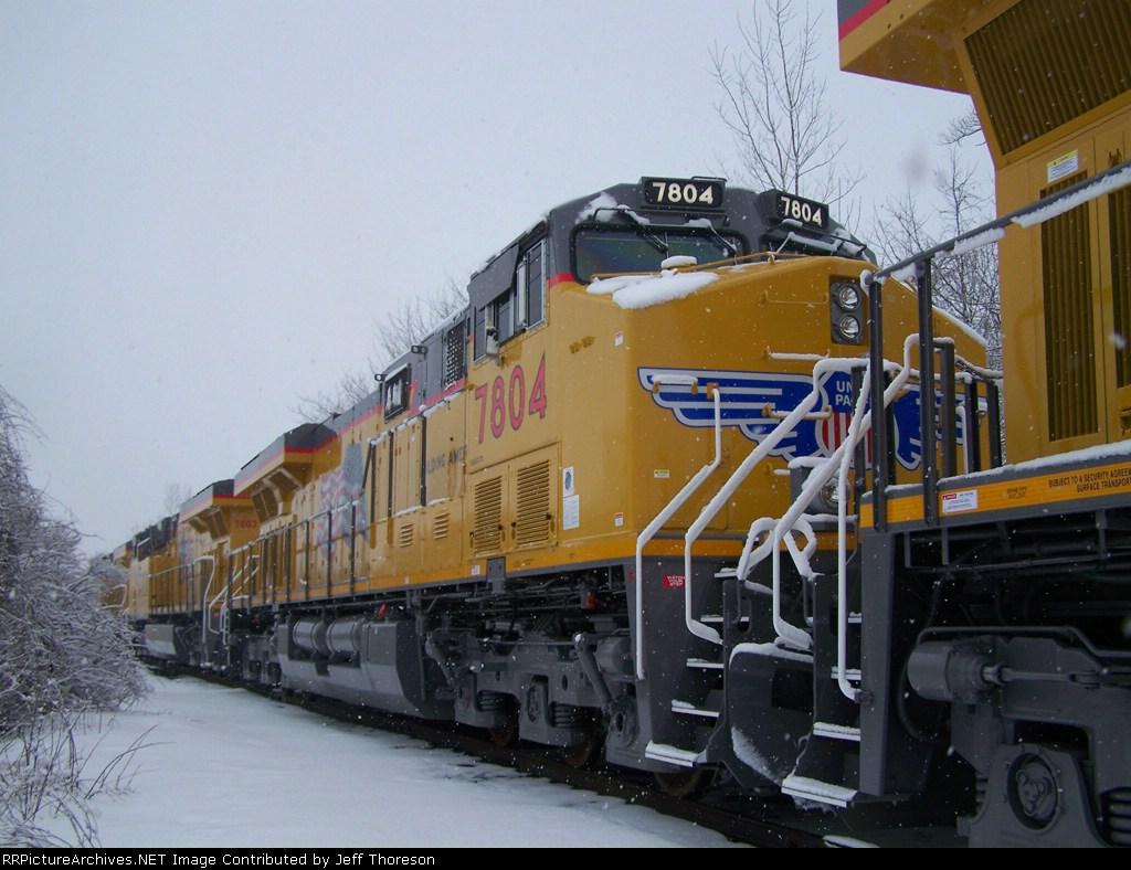 UP 7804