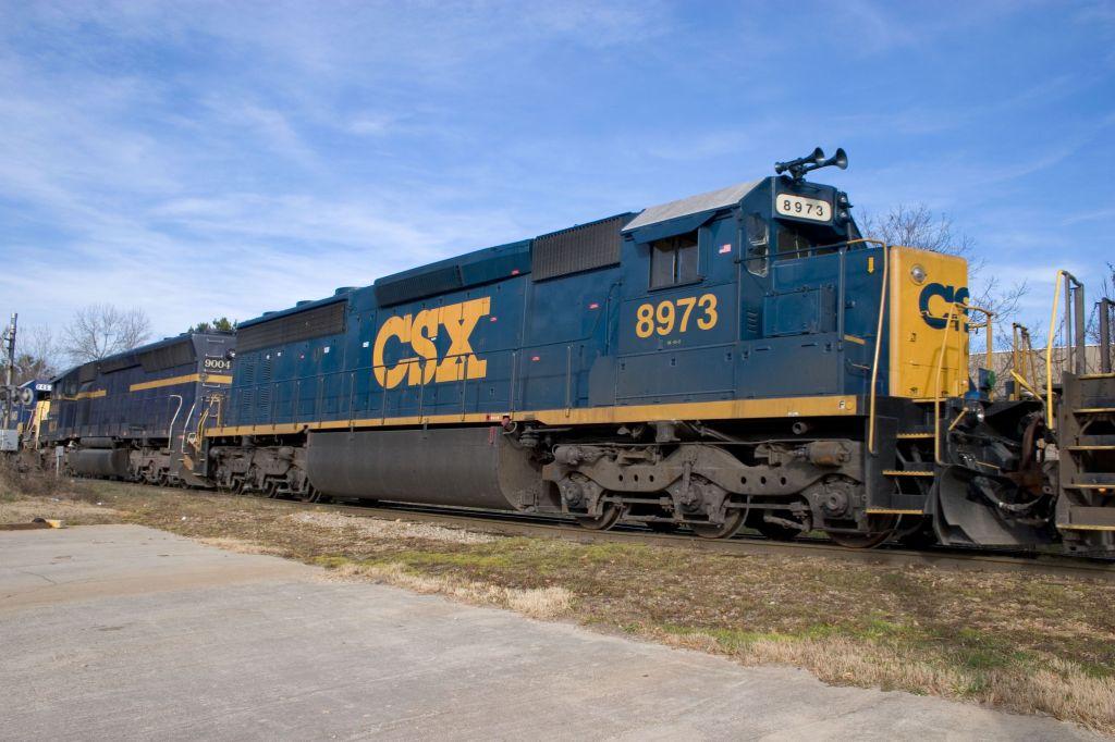 CSX #8973 G10422 Gainesville GA