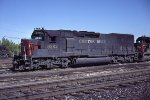 Cotton Belt SD45T-2 9262