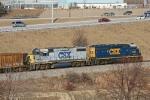 CSX 2506 on Q354-30