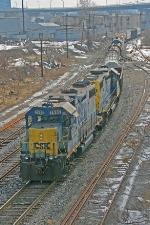CSX 2506 on Q354-25