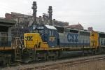CSX 8357 on K544-30