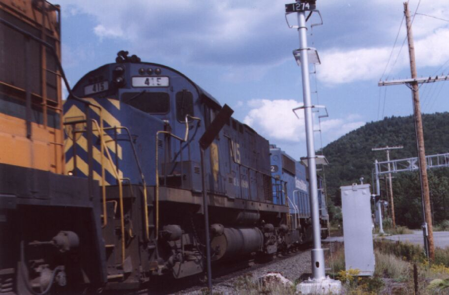 D&H C420