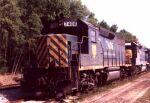 D&H GP39-2 #7406