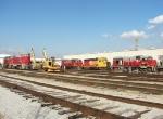 MNA Locomotive Shops