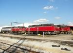 MNA Locomotive Service Tracks