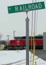 Railroad and Ohio