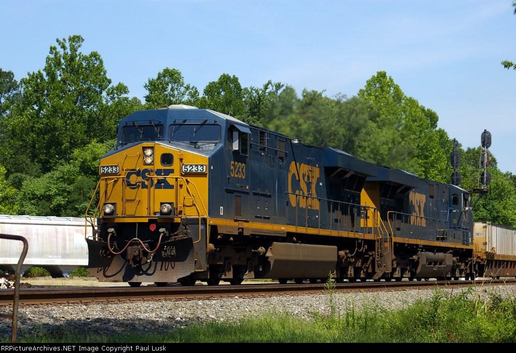 CSX 5233
