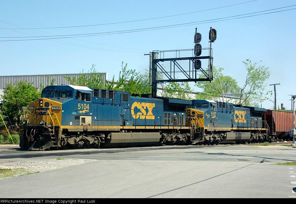 CSX 5104