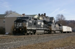 Westbound NS Triple Crown at MP 329.3 